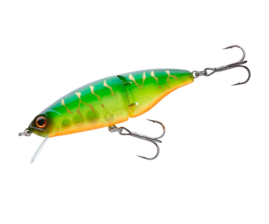 Воблер Cormoran Wise Joint Minnow 100 Ghost Tiger