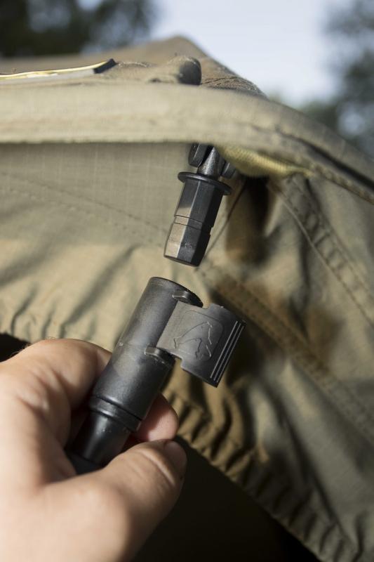 Быстросъемный коннектор Avid Carp Quick Click Adapters