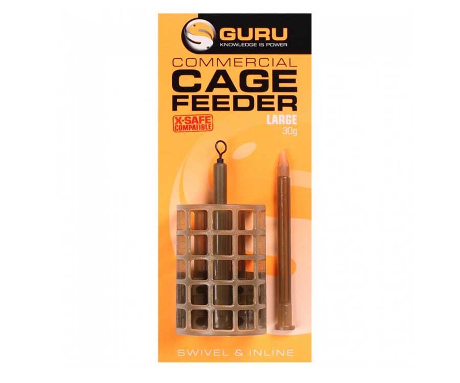Кормушка Guru Commercial Cage Feeder L 30 г