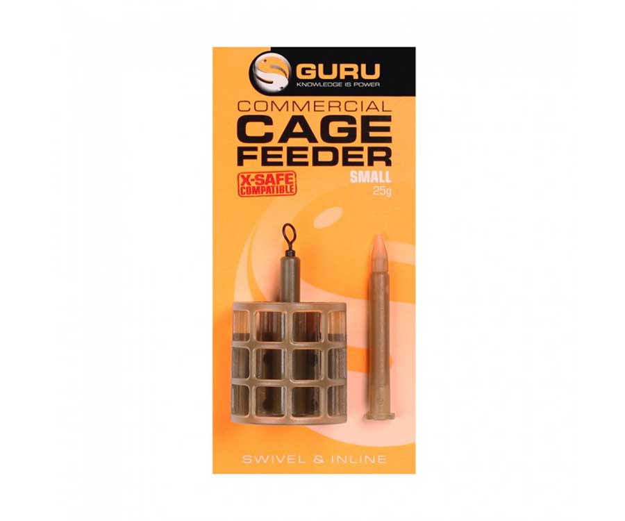 Кормушка Guru Commercial Cage Feeder S 25 г