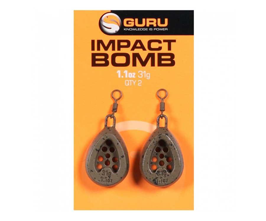 Кормушка-груз Guru Impact Bomb 1.1 oz