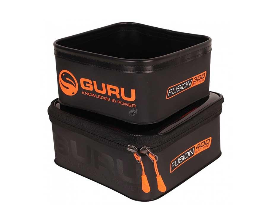 Набор емкостей Guru Fusion 400 + Bait Pro 300 Combo