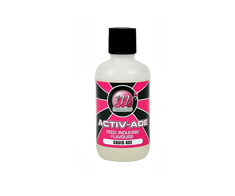 Атрактант Mainline Activ Ades Squid