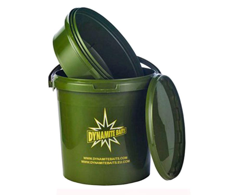 Ведро Dynamite Baits Carp Bucket with insert Tray 11 л
