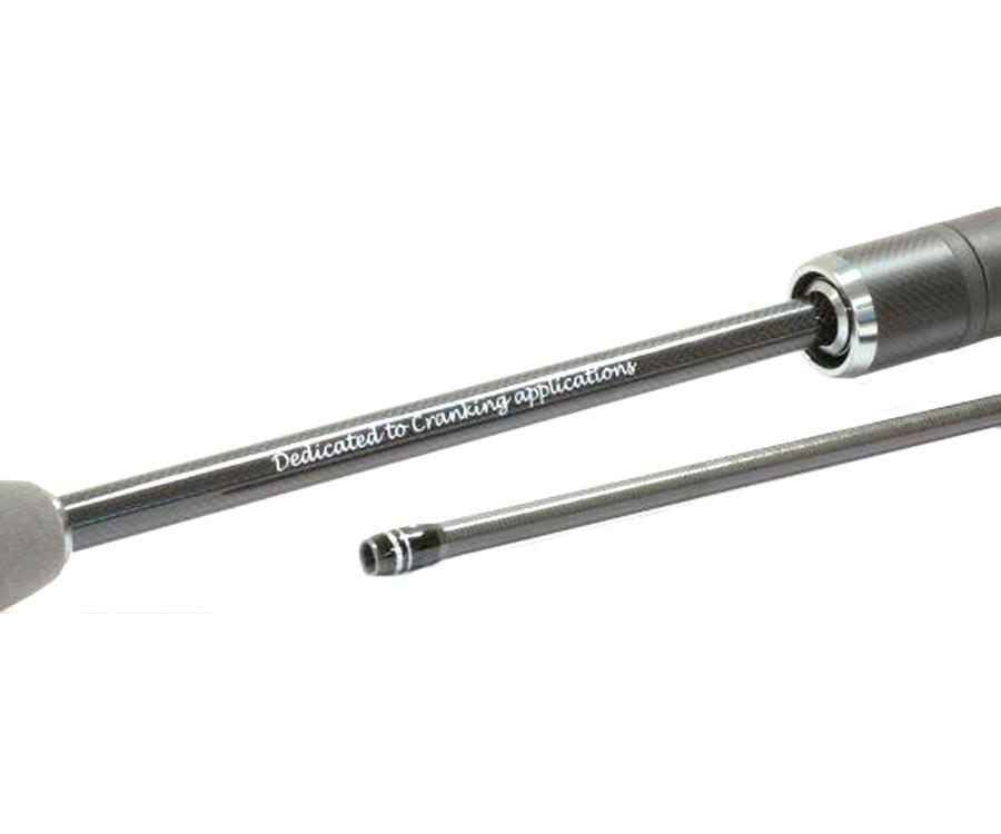 Спиннинговое удилище Fenwick IronFeather Crank 802L 2.44м 4-17г