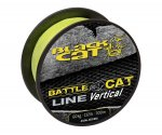 Шнур Black Cat Battle Cat Line Vertical Yellow 0.50мм 300м