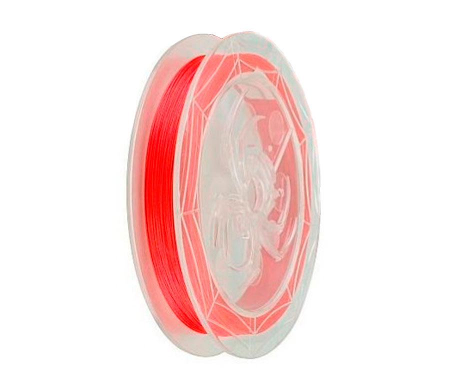 Шнур Spiderwire Stealth Smooth 8 Red 0.10мм 150м