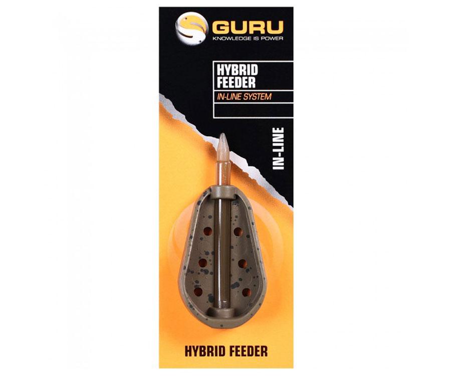 Кормушка Guru Hybrid Feeder In-Line System 32 г