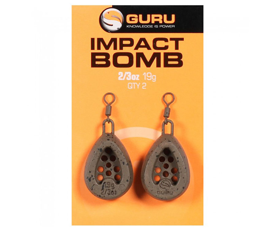 Кормушка-груз Guru Impact Bomb 2/3 oz