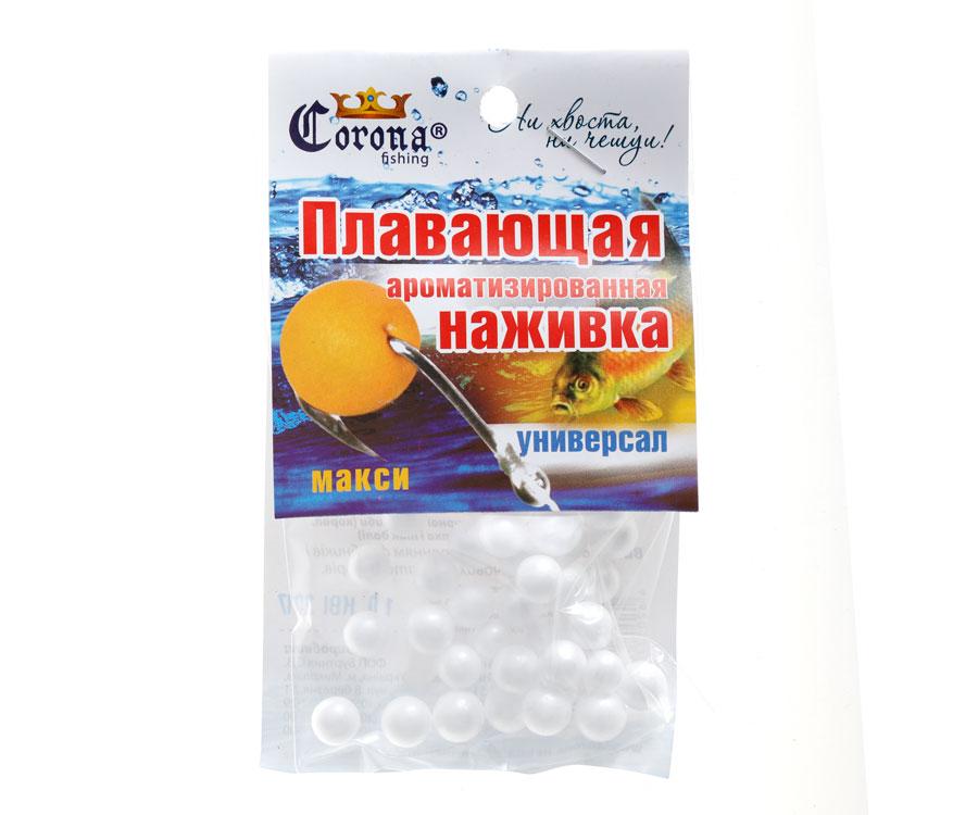 Пенопластовые шарики Corona fishing Универсал (макси)