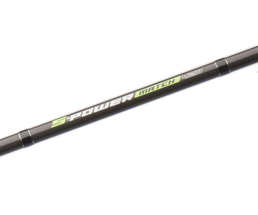 Матчевое удилище Flagman S-Power Match 4.20м 5-25г