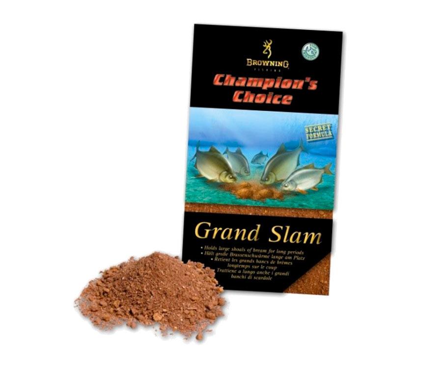 Прикормка Browning Groundbait Champions Choice Grand Slam 1кг