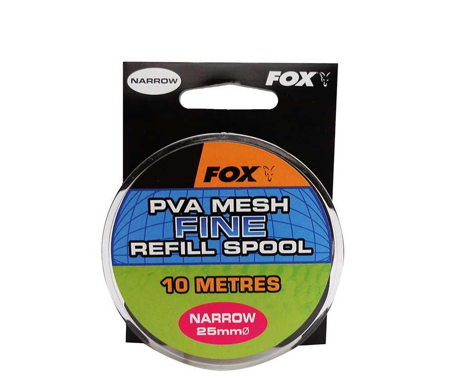 Сетка FOX PVA Refill Spool Fine Mesh 25 мм 10 м