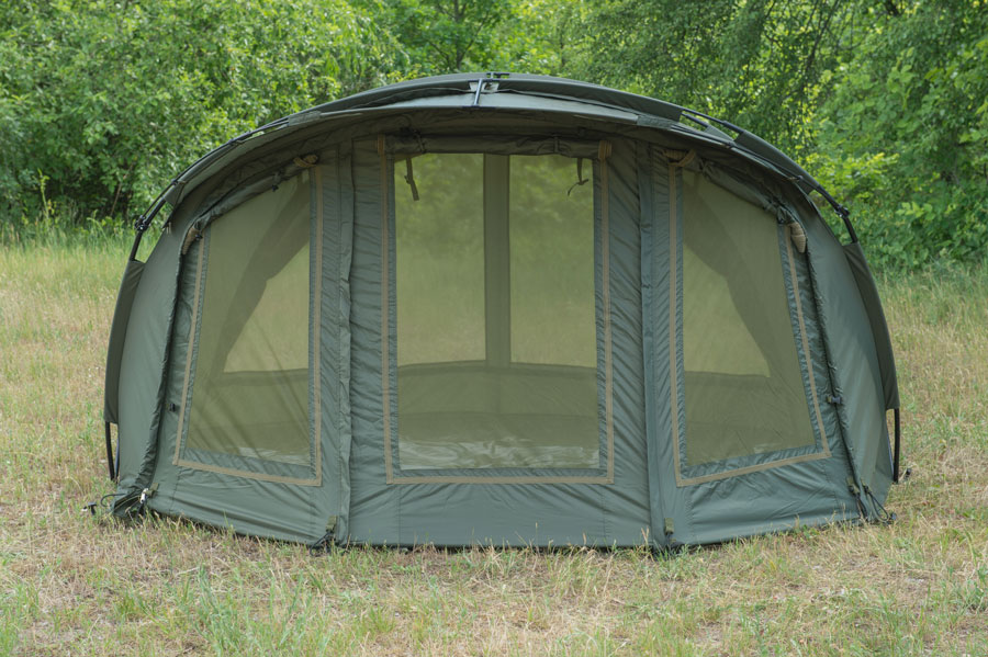 Палатка Carp Pro карповая 2-х местная Bivvies