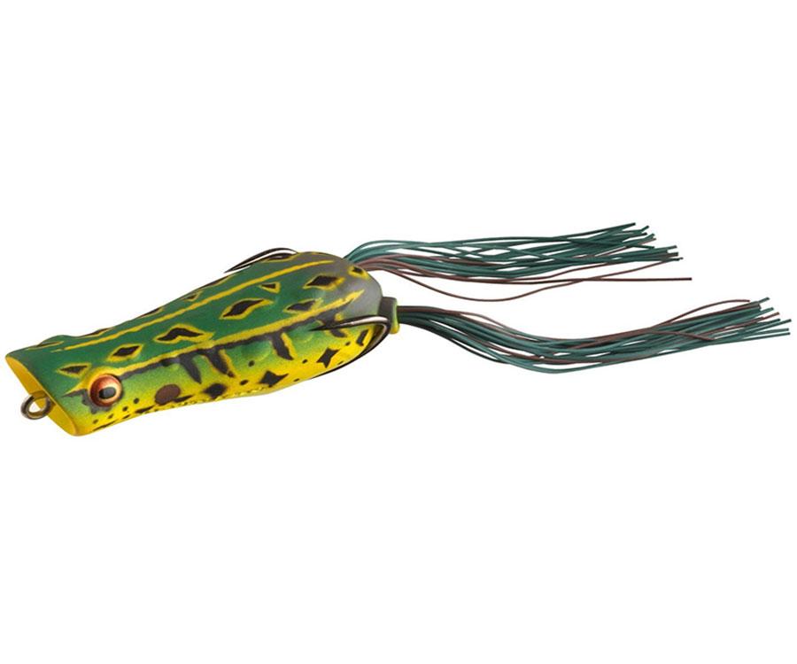 Воблер Daiwa D-Popper Frog 65мм GreenT
