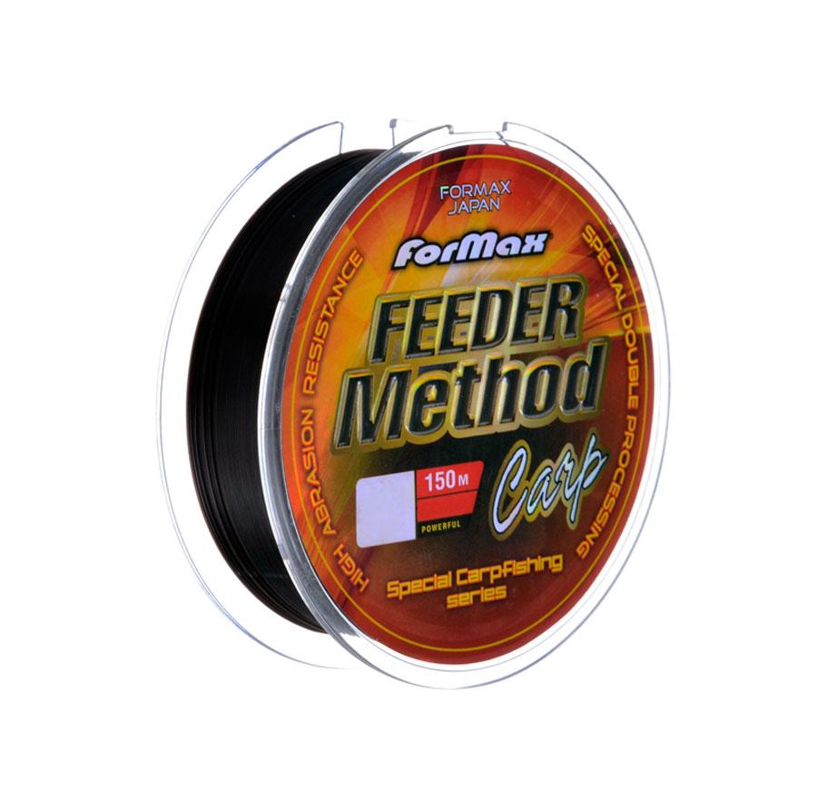 Леска ForMax Feeder Method Carp 150МТ 0,18 мм