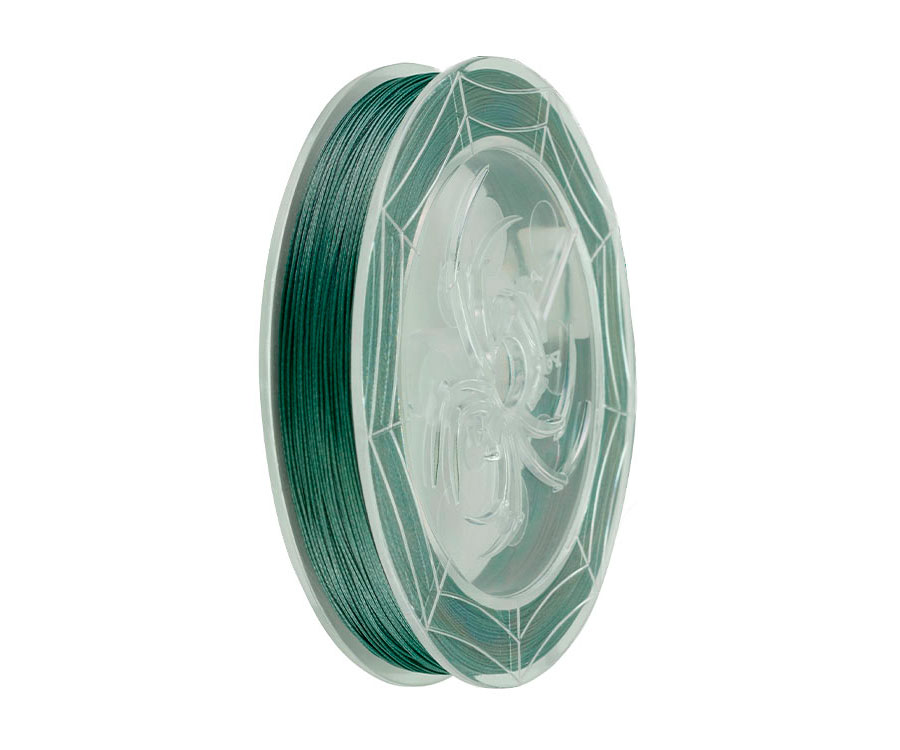 Шнур Spiderwire Stealth Smooth 8 Moss Green 0.1мм 150м