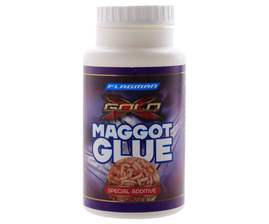 Добавка Flagman Special Additive - Gold - X - Maggot Glue