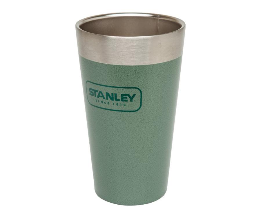 Термочашка Stanley Adventure Stacking 0.47 л Зеленая