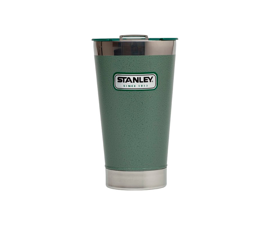 Термочашка Stanley Classic 0,47 л зеленая