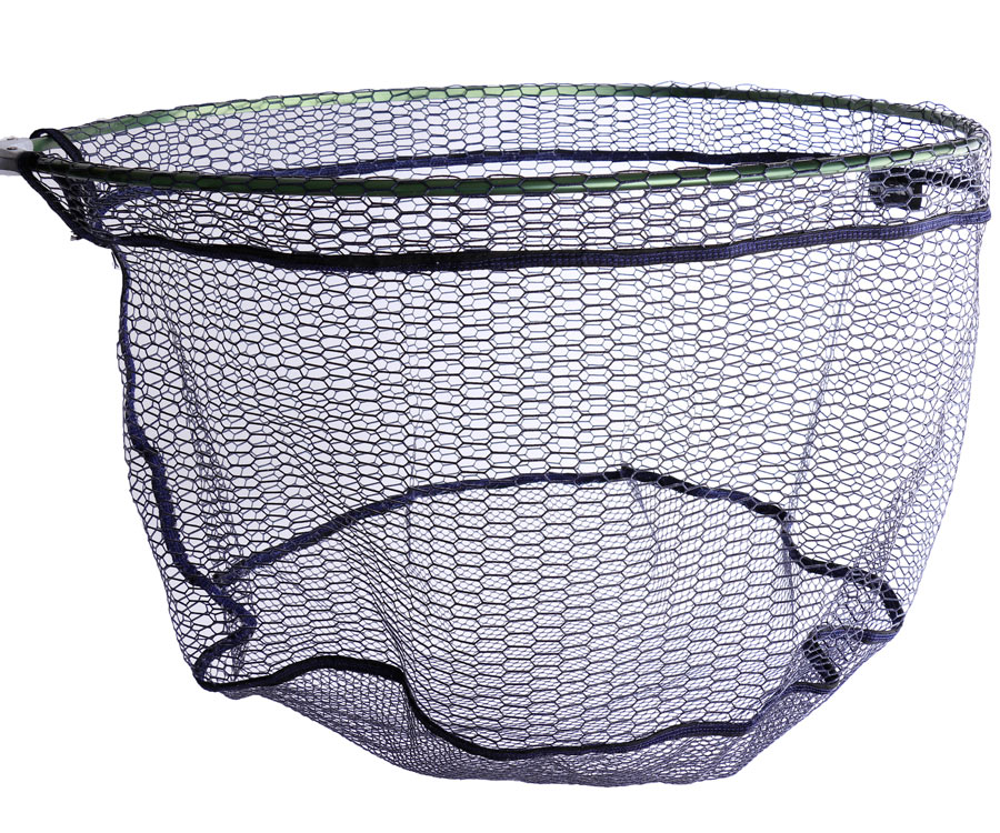 Купить Головы подсак, Голова подсака Flagman Landing Net Head New Eco Friendly Silicon Mesh Blue