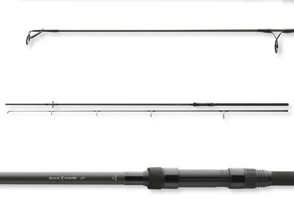 Сподовое удилище 2-х секц. Daiwa Black Widow 17 Spod 3.90m 5 lbs
