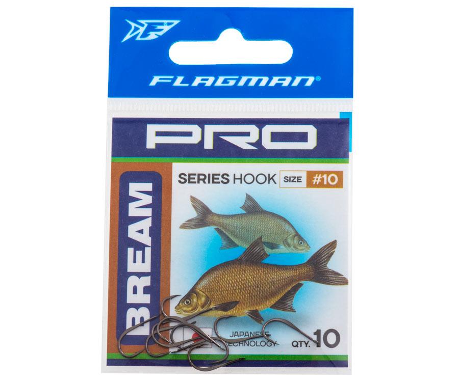 Крючки Flagman Bream Pro №10