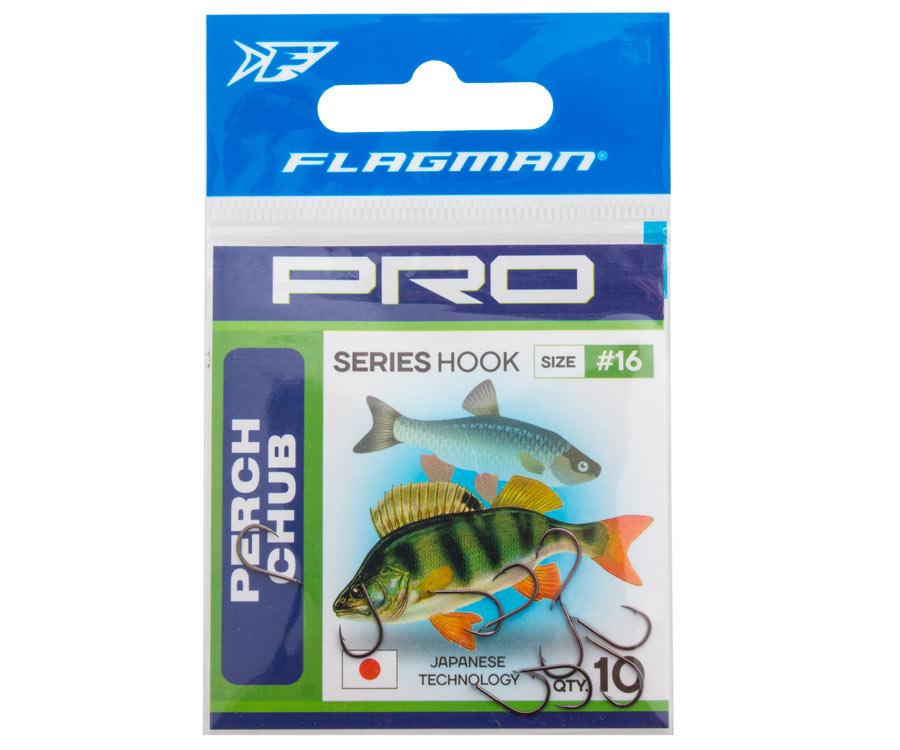 Крючки Flagman Perch Chub Pro №10