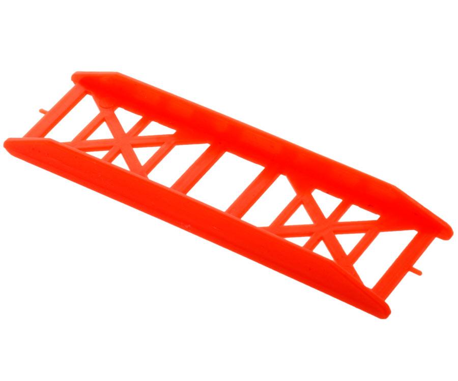 Мотовило для снастей Flagman 37х143мм красный