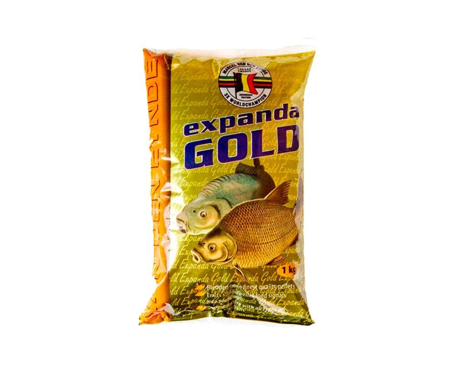 Прикормка VDE Expanda Gold 1кг