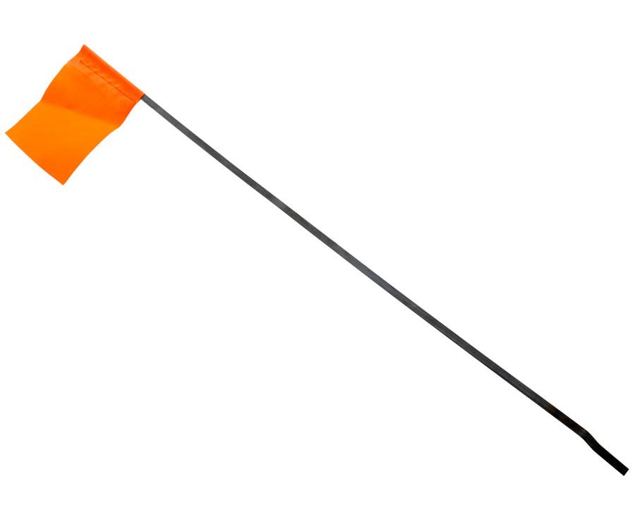 Флажок для жерлици Flagman 50 см