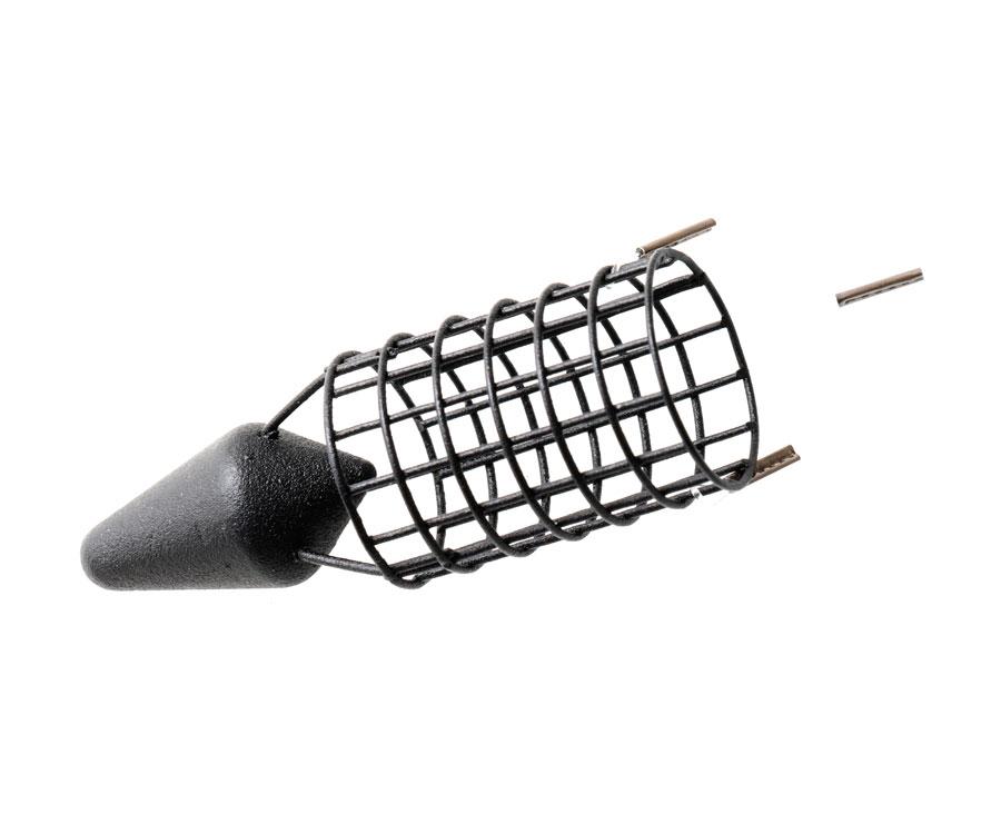 Кормушка метал. фидерная Flagman Bullet Horizont 33х26мм 40,0г