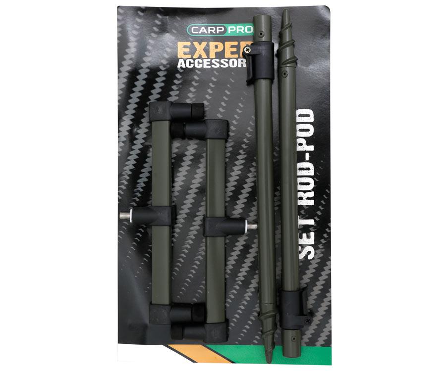Набор Carp Pro 2 буз-бара 25 см + 2 банкстика 40-60 см