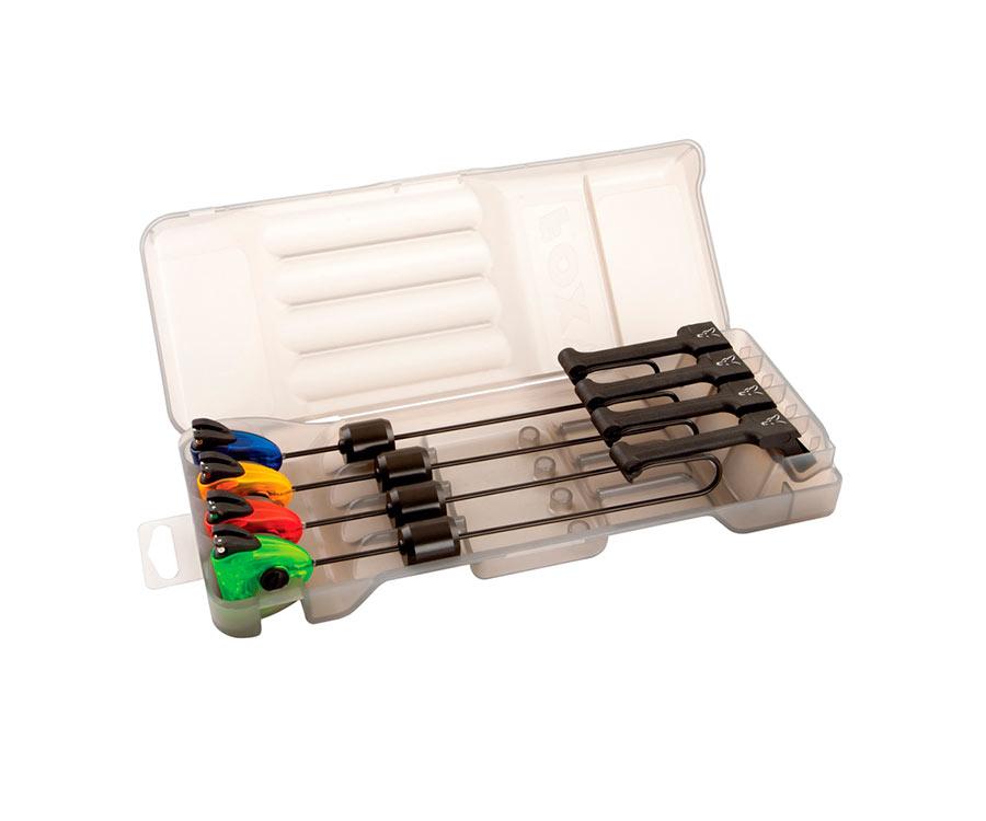 Набор свингеров FOX Micro Swinger 4 Rod Set R.O.G.B.