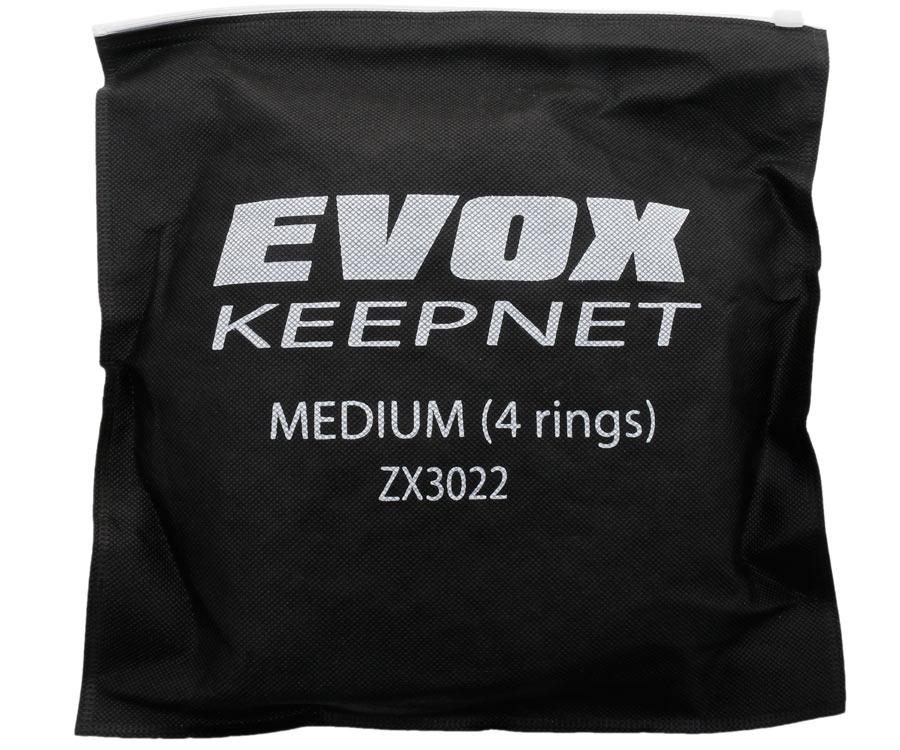 Садок Evox Keepnet мягкий 4 кольца
