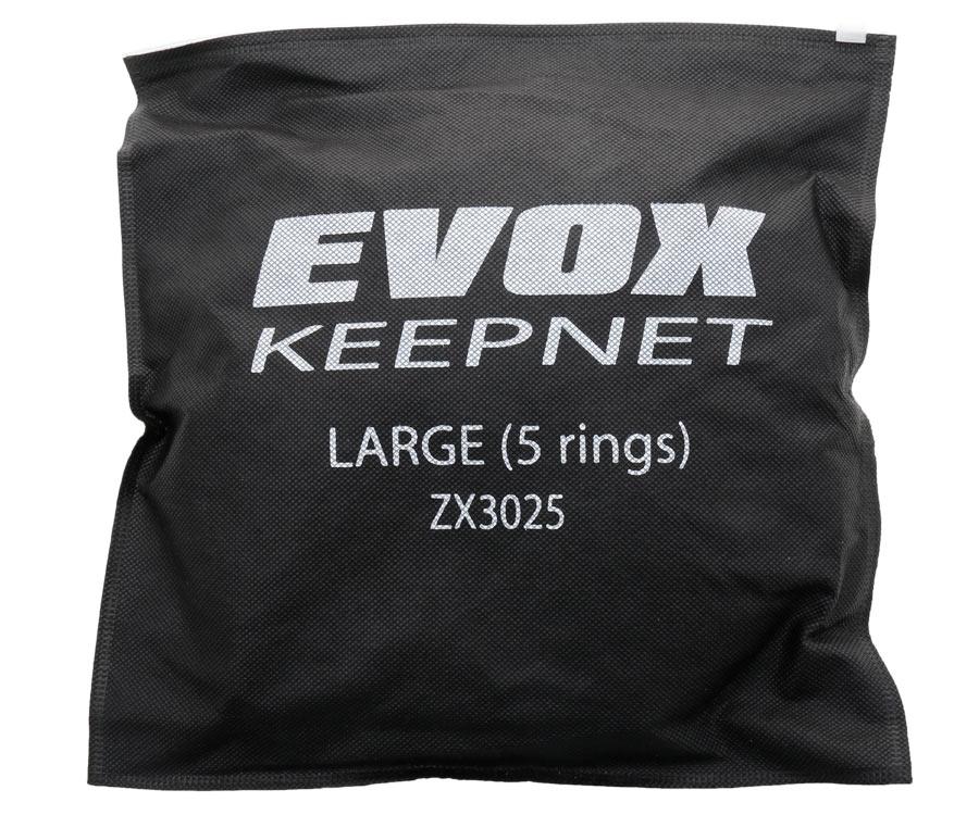 Садок Evox Keepnet мягкий 5 колец