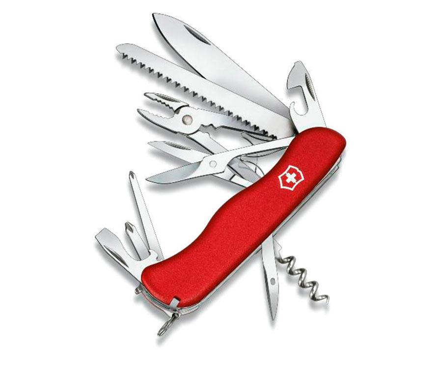 Нож складной Victorinox Hercules красный