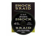 Шок-лидер Esp Shock Braid 45 lb