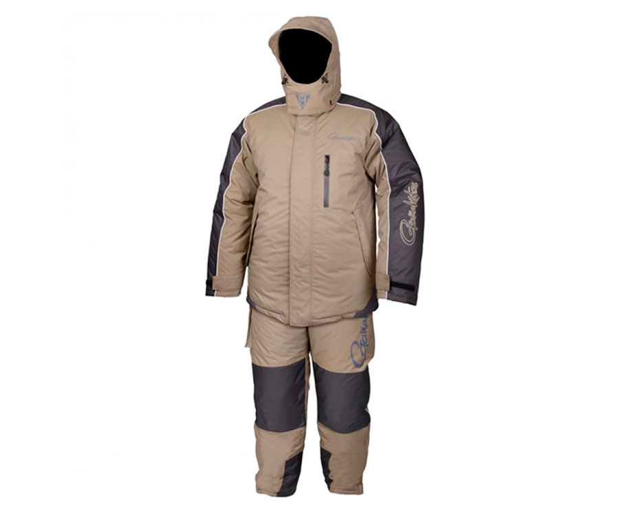 Костюм зимний Gamakatsu Hyper Thermal Suit Хаки L