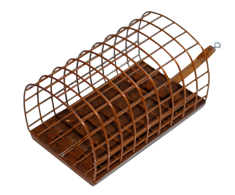Кормушка Drennan Оval Cage Feeder Micro 10г