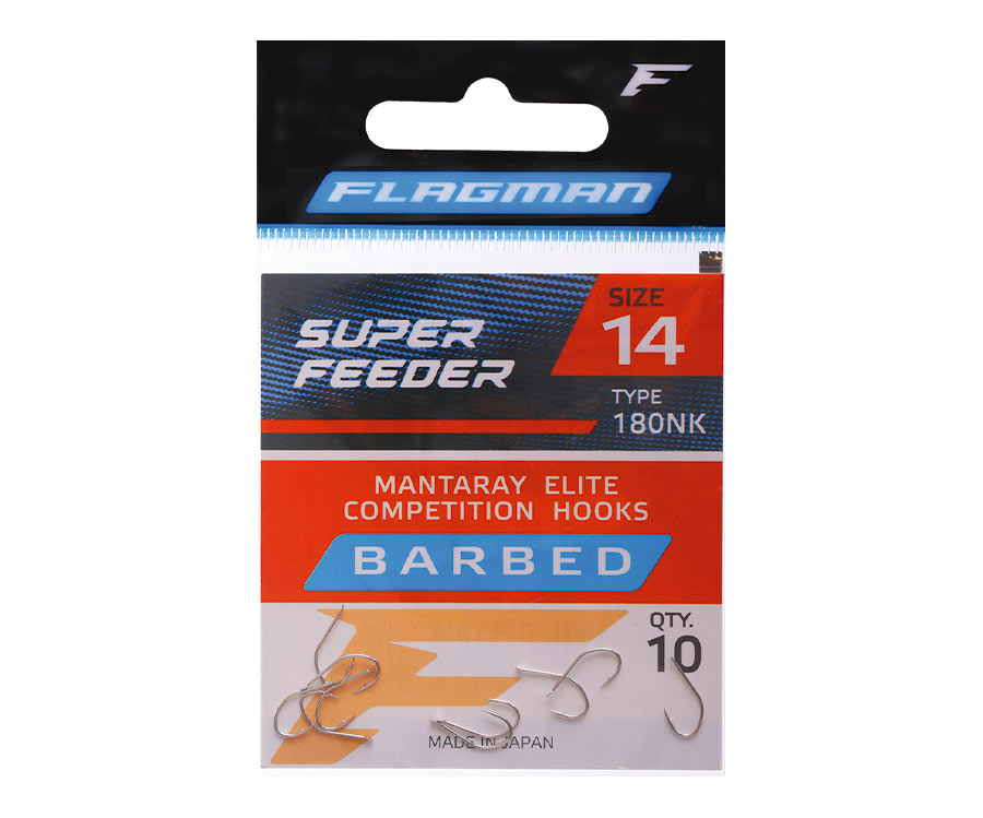 Крючок Flagman Super Feeder №10