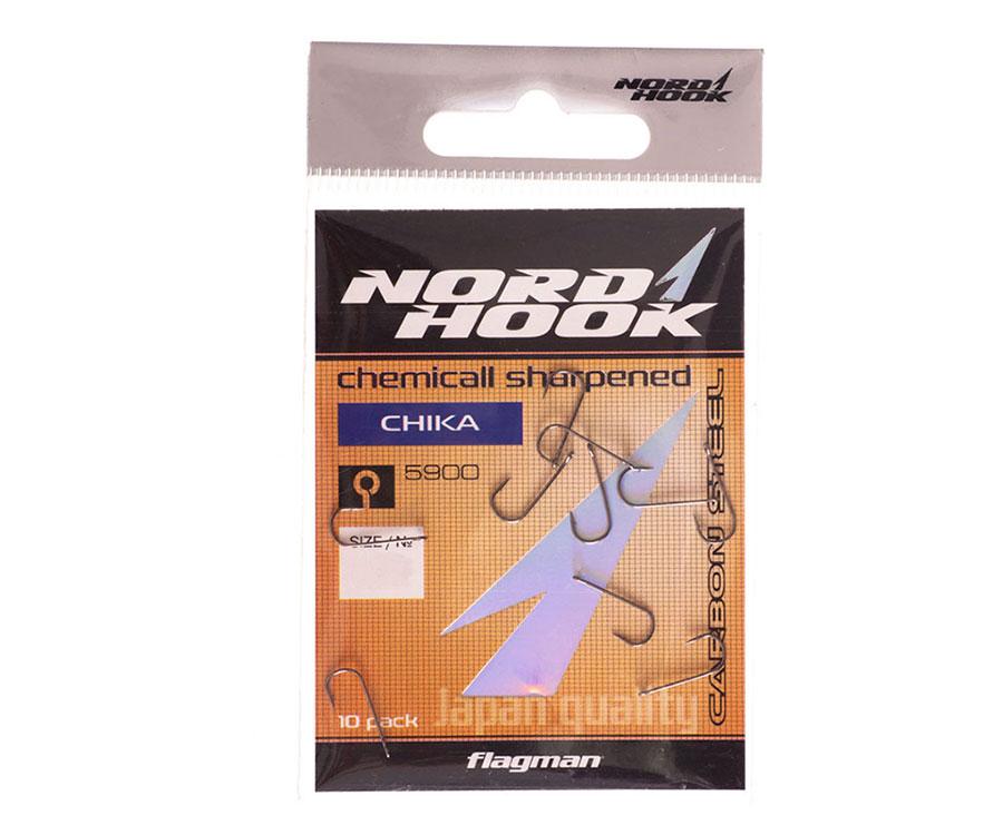 Крючки Nord Hook Chika 5900 №10