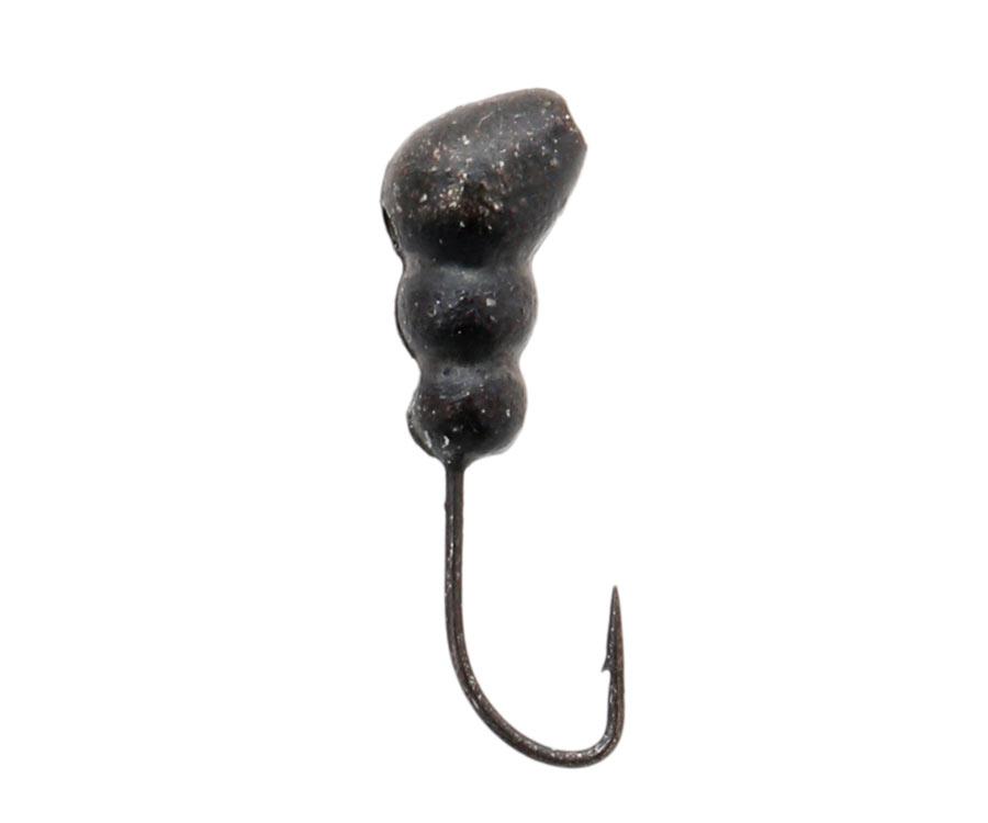 Мормышка вольфрамовая Flagman Муравей d=3 черный