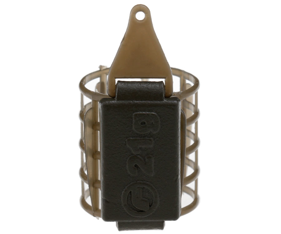 Кормушка Flagman пластиковая микросетка со стабилизатором XS 21 г