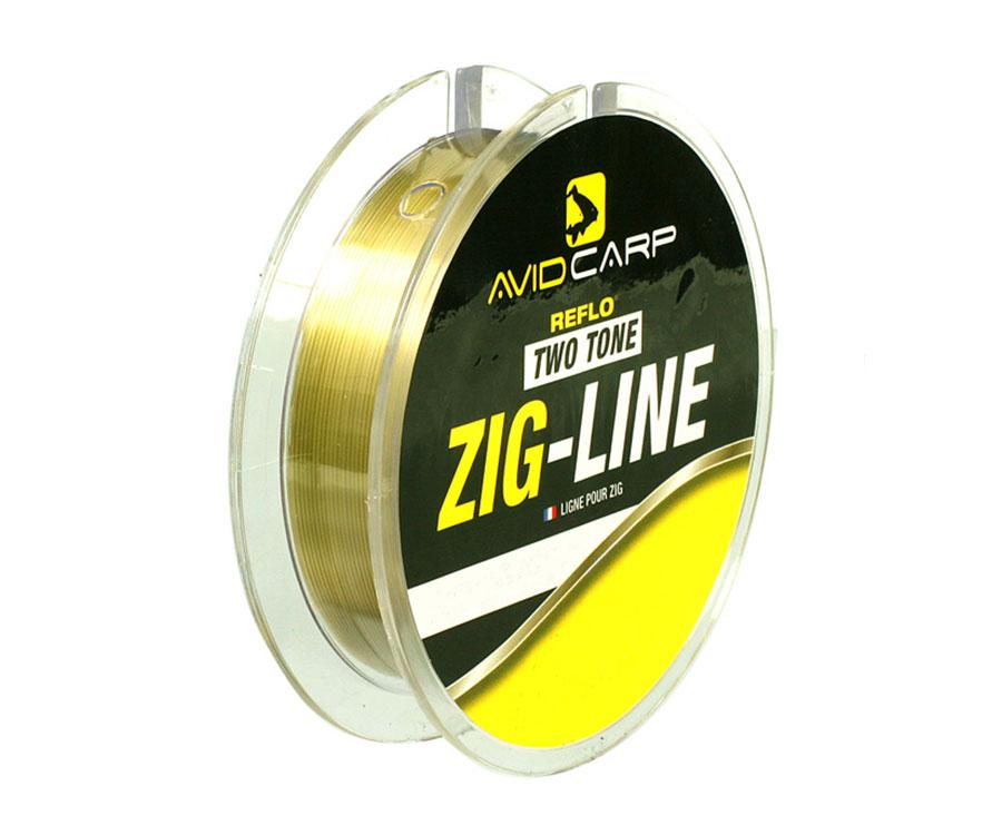 avid carp Жилка Avid Carp Zig Line 100 м, 0,26 мм