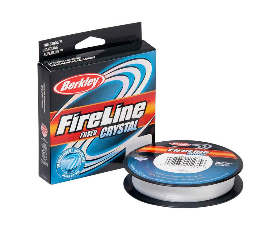Шнур Berkley FireLine Green 0.10мм