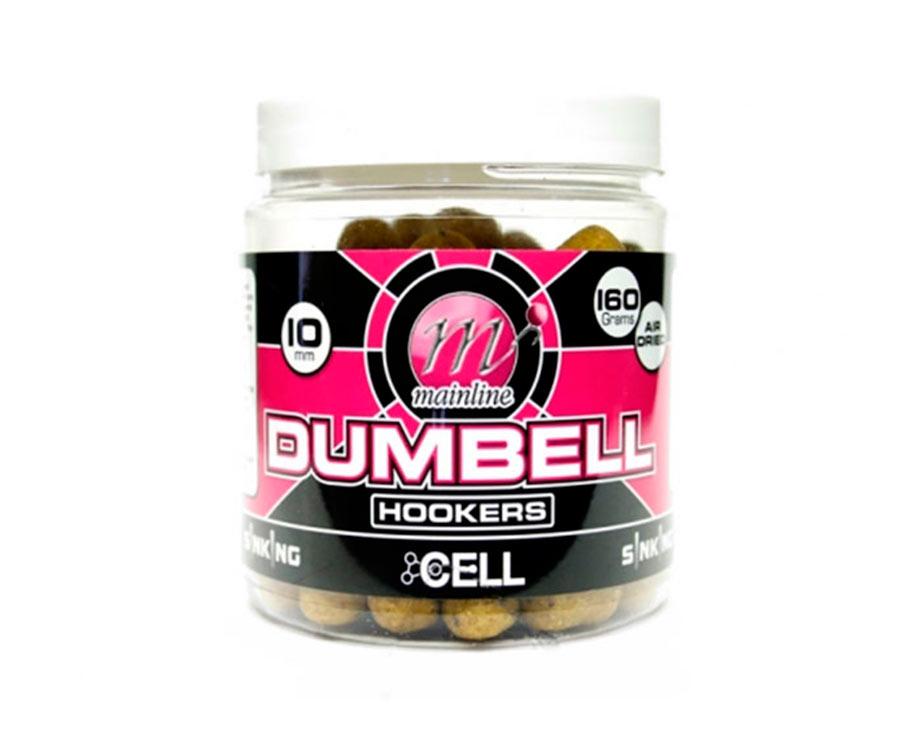 Бойлы Mainline Dumbell Hookers Cell 10 мм 160 г