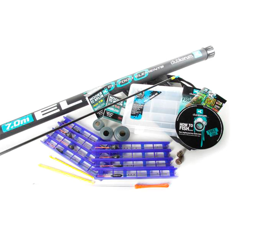 Набор штекерный Korum Club Pole Fishing Kits