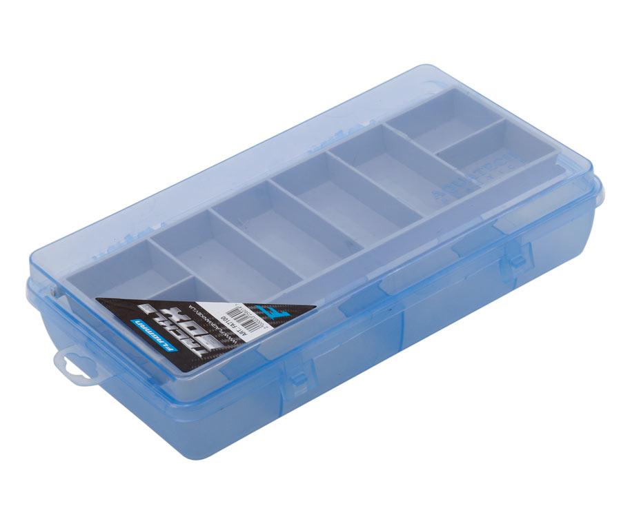 Коробка Flagman двухъярусная 12 отделений 21.5х12х4.5см