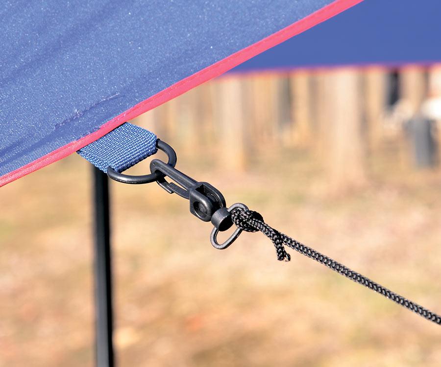 Зонт Colmic Fiberglass 2.5 м